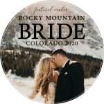 events & attractions WEDDINGS & EVENTS Rocky Bride Logo 1 150x150